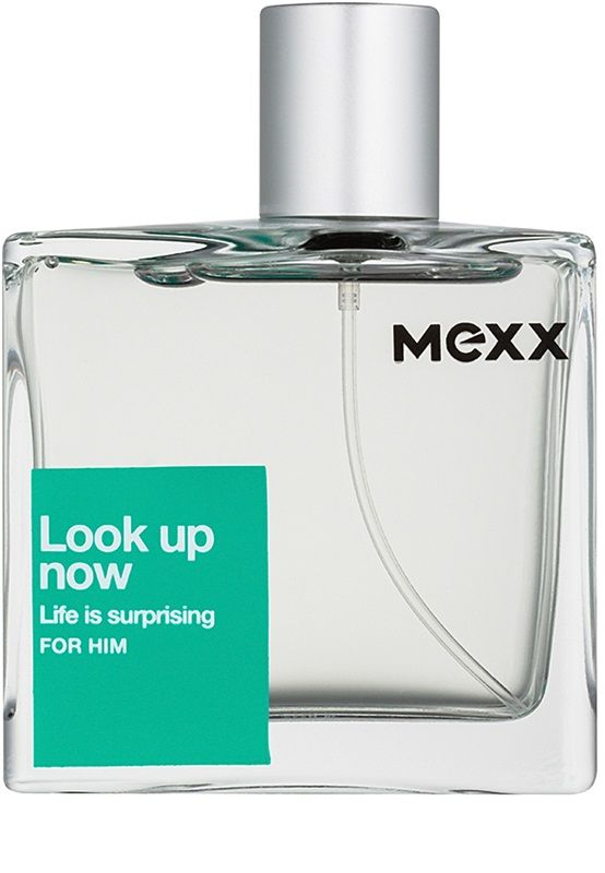Mexx Mexx Look Up Now for Him EDT 30ml 82465624 Vīriešu Smaržas
