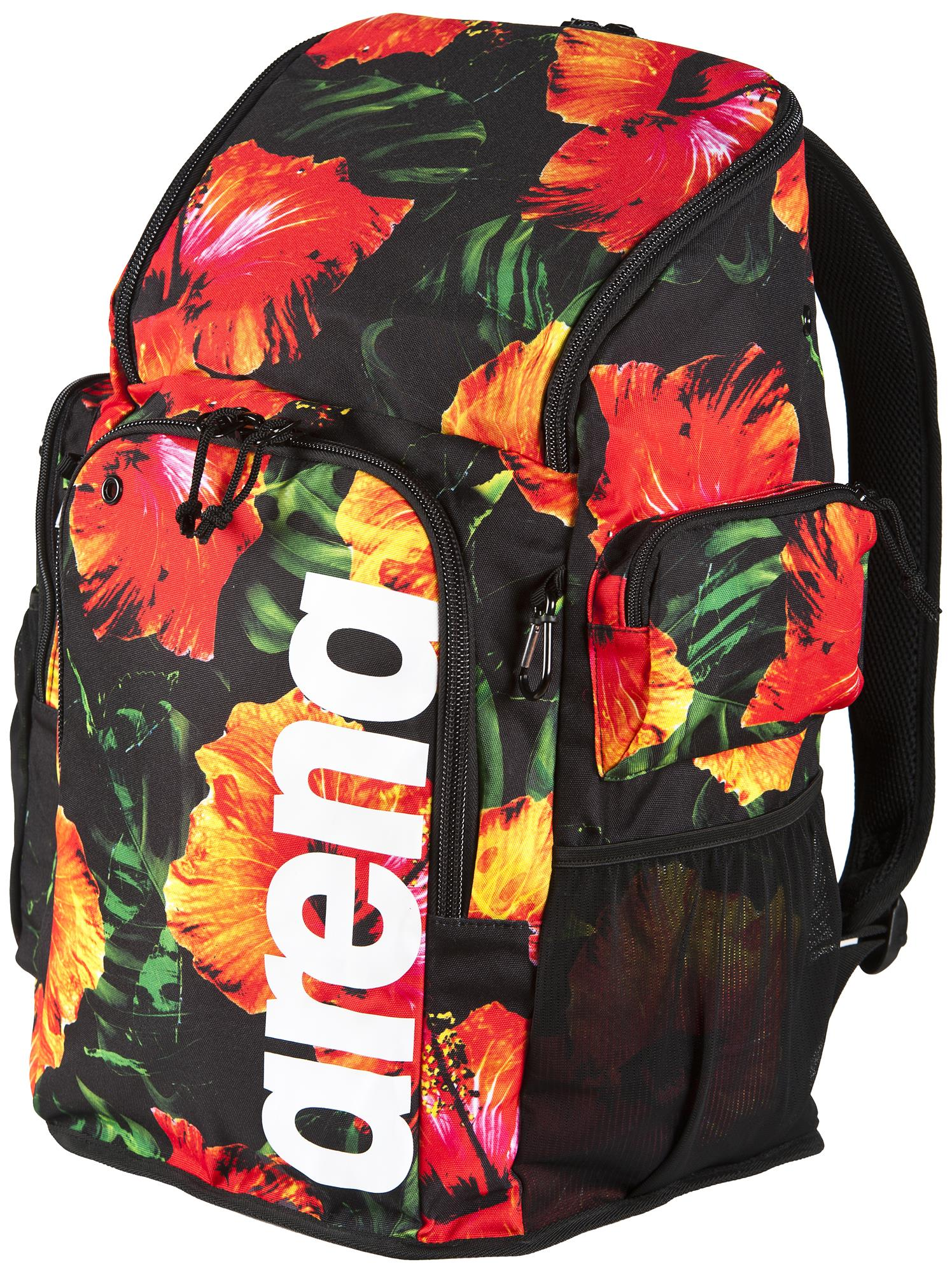 Arena Backpack Team 45 L multicolor 001948/106 Tūrisma Mugursomas