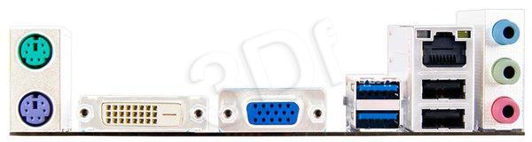 Biostar H81A, LGA1150, DDR3-1600, 2 x USB 3.0 Port pamatplate, mātesplate