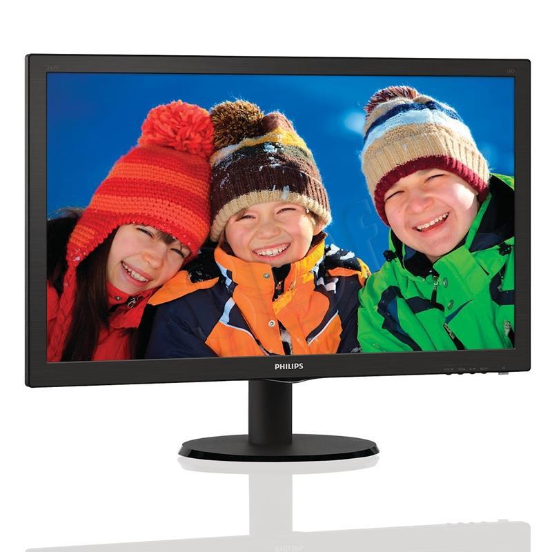 Philips V-line 243V5LSB 23.6'' LED FHD, DVI monitors