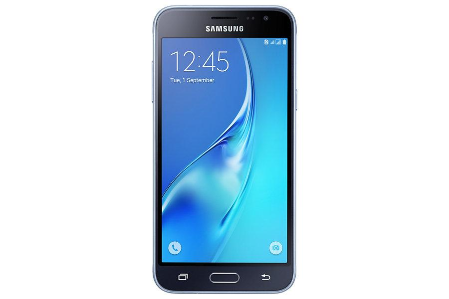 Samsung Galaxy J3 2016 J320 Black Mobilais Telefons