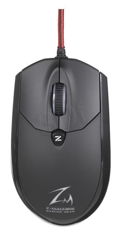 Zalman ZM-M600R optiskā Gaming Maus Datora pele