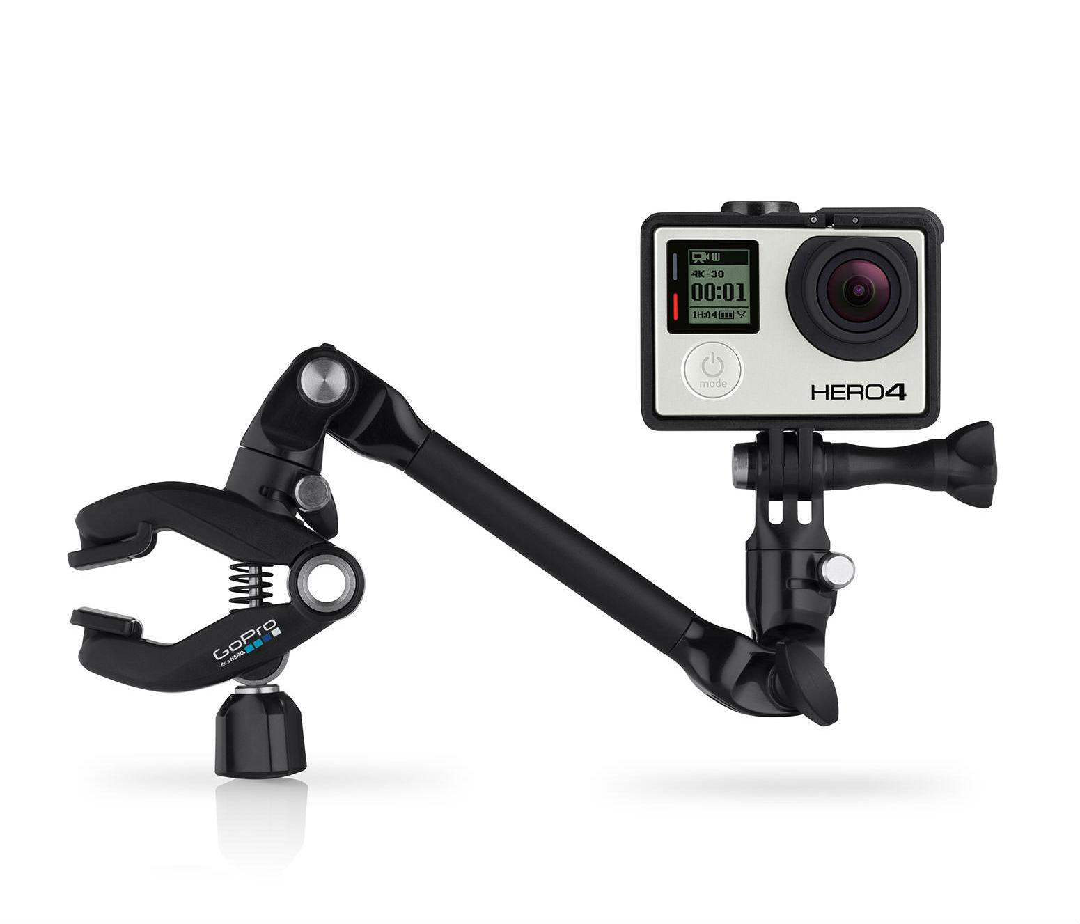 GoPro The Jam        AMCLP-001 Adjustable Music Mount aksesuāri sporta action kamerām