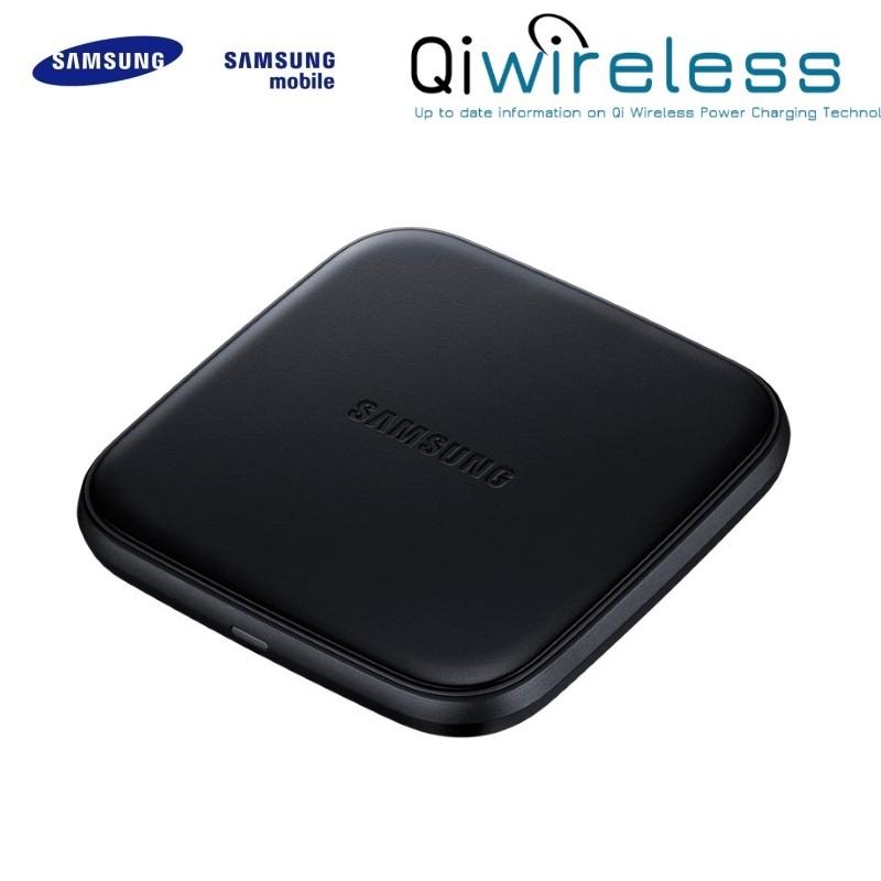 SAMSUNG Wireless charge pad mini Black iekārtas lādētājs