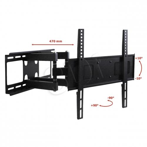 ART Holder AR-70 for  LCD/LED/PLASMA 23-55'' 45kg reg. vertical/horizontal TV stiprinājums