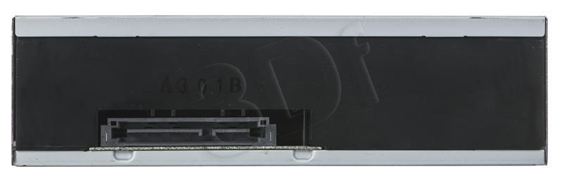 LG GH24NSD1, SATA, bare bulk, Black diskdzinis, optiskā iekārta