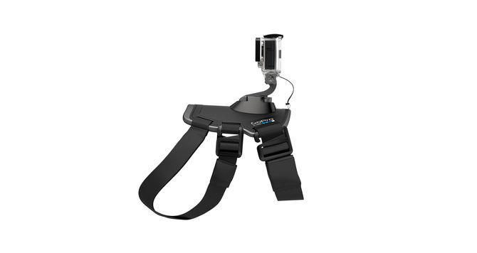 Fetch (Dog Harness) aksesuāri sporta action kamerām