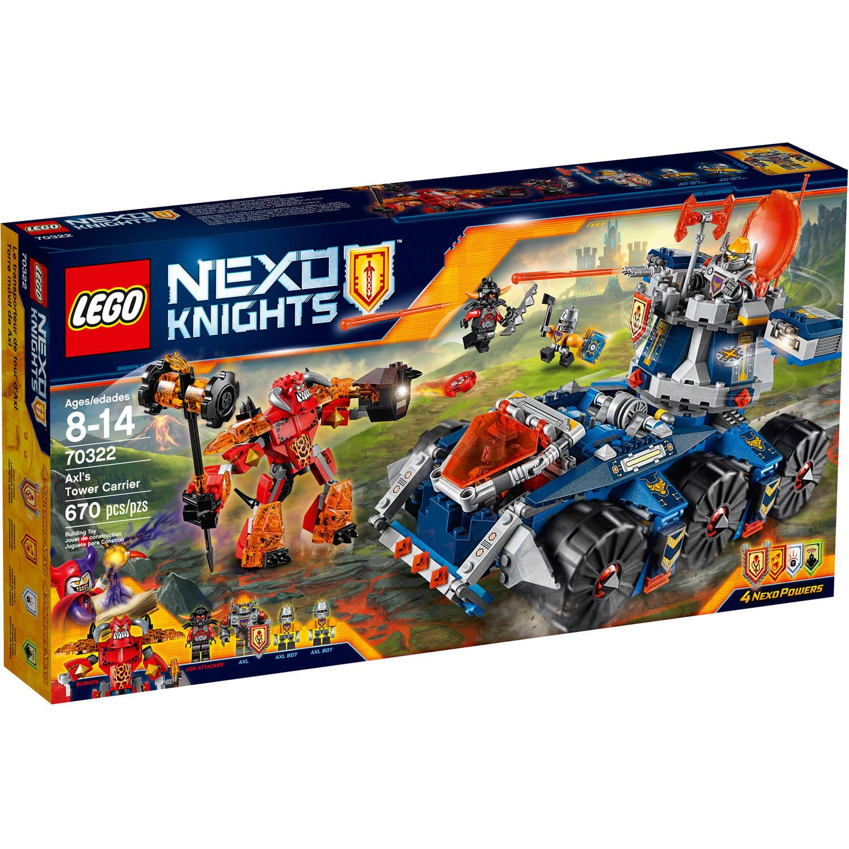 LEGO Axls Tower Carrier V 29  70322 LEGO konstruktors
