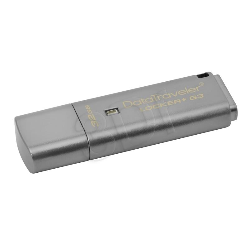 KINGSTON 32GB USB 3.0 DT Locker+ G3 USB Flash atmiņa