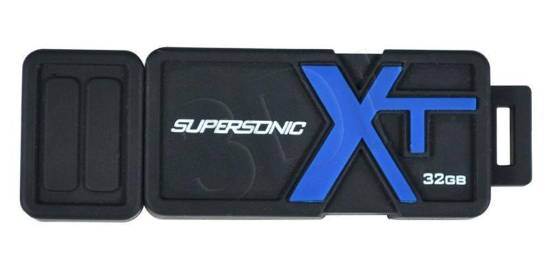 PATRIOT 32GB SUPERSONIC BOOST XT USB3.0 USB Flash atmiņa