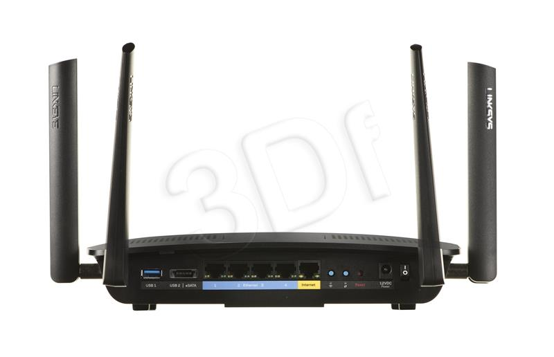LinkSys EA8500 Gigabit Smart Wi-Fi AC2600 WiFi Rūteris