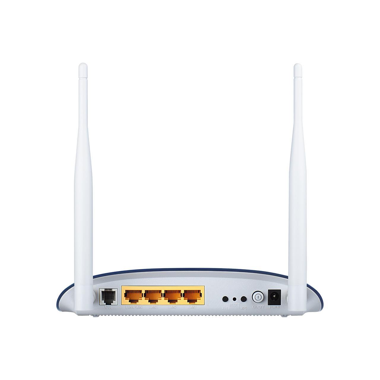 TP-LINK TD-W8960N WiFi Rūteris