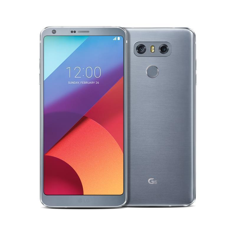 LG G6 H870 32GB Platinium Mobilais Telefons