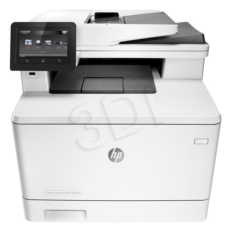 HP Color LaserJet Pro MFP M377dw printeris