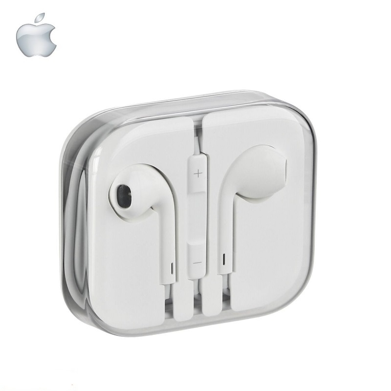 Apple MD827ZM/A Original Stereo Headset mic/remote designed