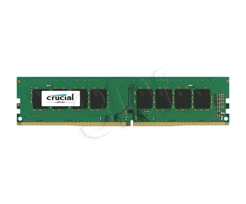 Crucial DDR4 4GB, 2400MHz, CL17 (CT4G4DFS824A) operatīvā atmiņa