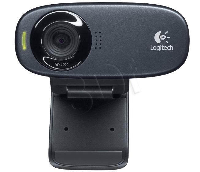 Logitech HD Webcam C310 - USB web kamera
