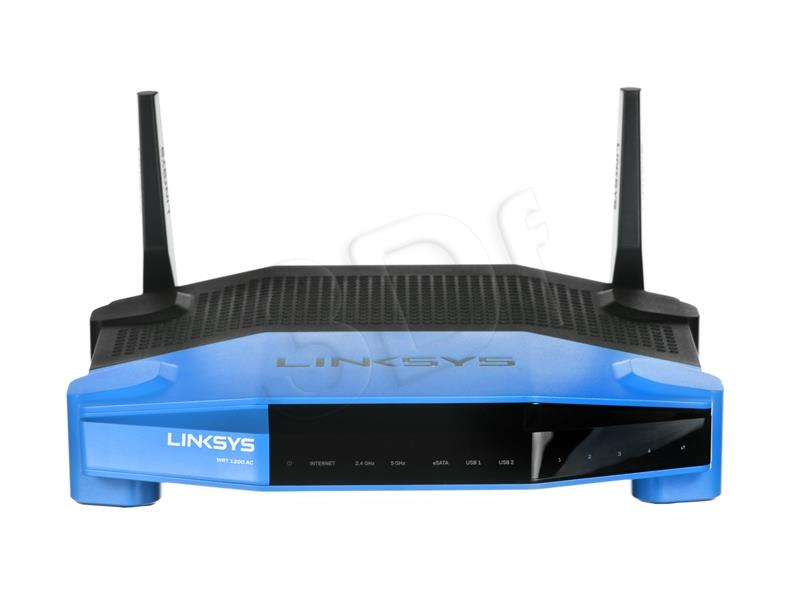 Linksys WRT1200AC Wireless Router WiFi Rūteris