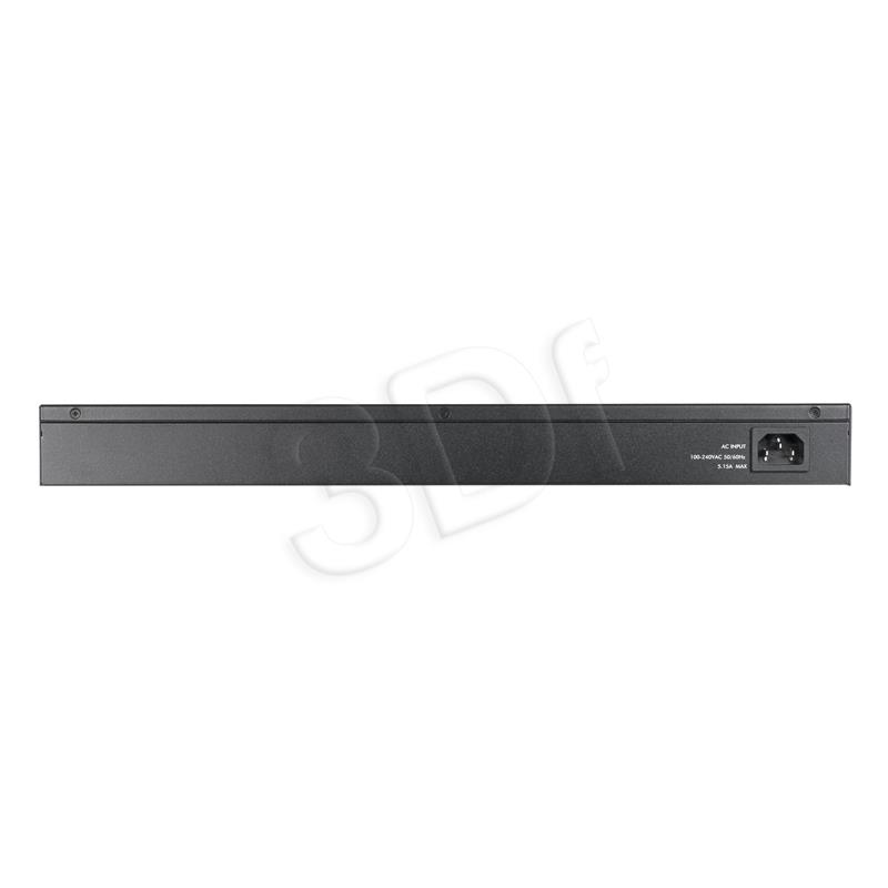 Zyxel GS1920-24HP 28-PORT GBE L2 POE SMART SWITCH 802.3AT 375 GS1920-24HP-EU0101F komutators