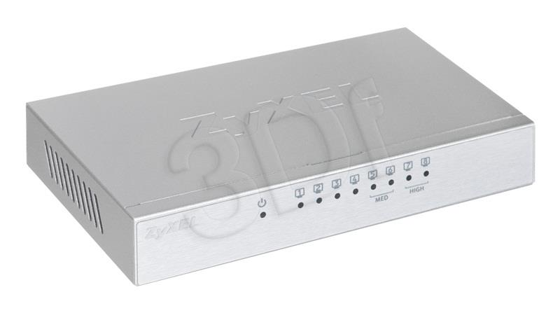 ZyXEL GS-108B V3 8-Port Gigabit Ethernet Switch komutators