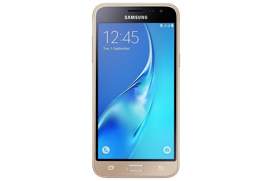 Samsung Galaxy J3 2016 J320 DualSim Gold Mobilais Telefons