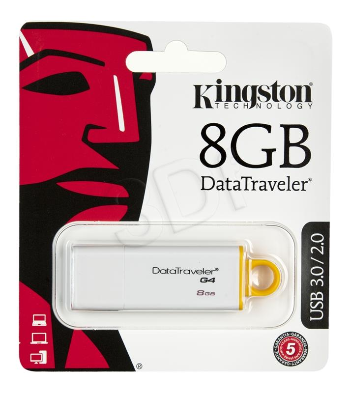 KINGSTON DTIG4 8GB USB 3.0 Gen4 USB Flash atmiņa