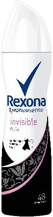 Rexona  DEO SPRAY WOM INVISIBLE PURE 150ML 669171