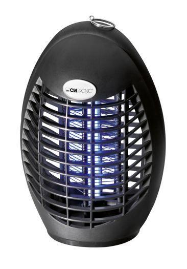 Clatronic IV 3340 Indoor, Black Klimata iekārta