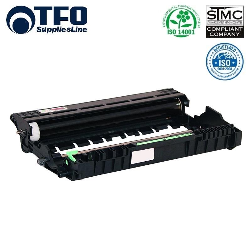 TFO Brother DR-2300 (DR2300) Drum Kit priekš DCP-L2500 HL-L2300 MFC-L2700 25K Lapas HQ Premium Analogs