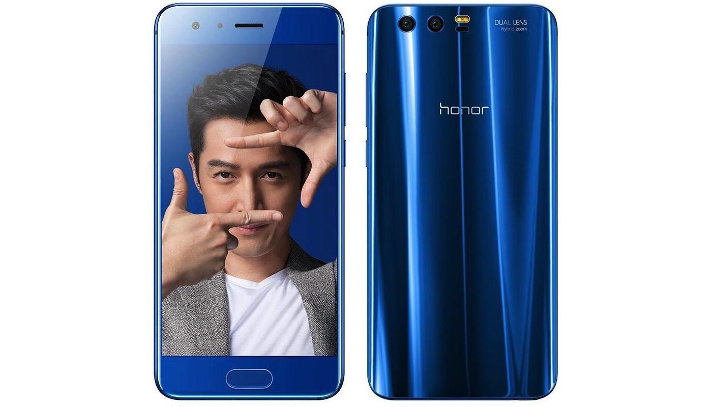 Huawei Honor 9 64GB LTE blue Mobilais Telefons