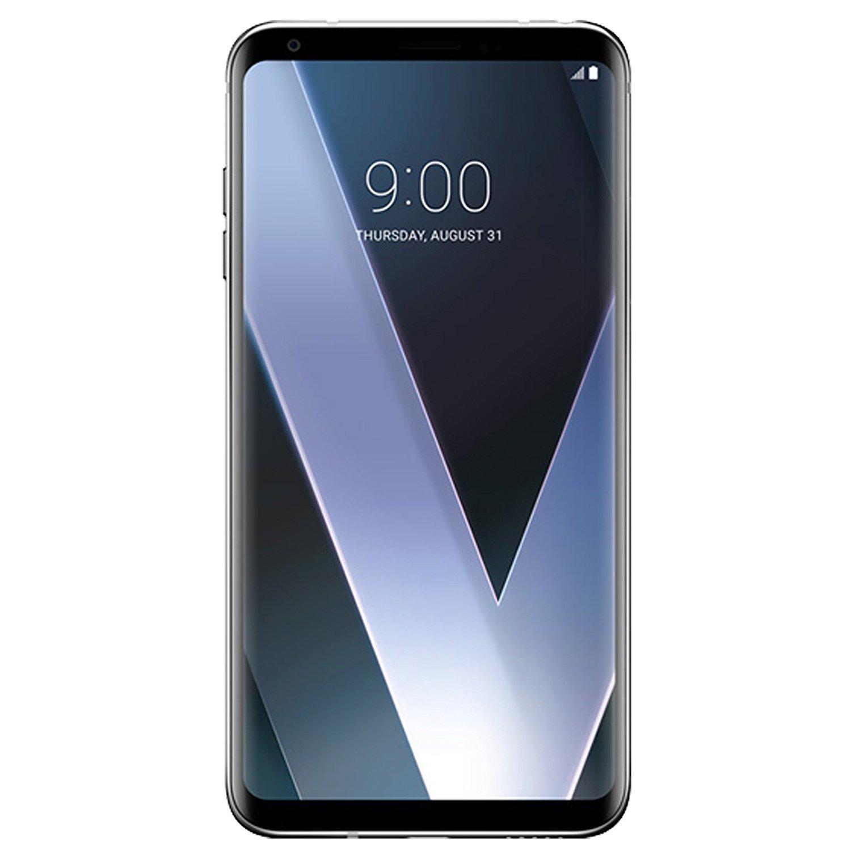 LG V30 (H930) - 6 - 64GB - Android - Silver Mobilais Telefons