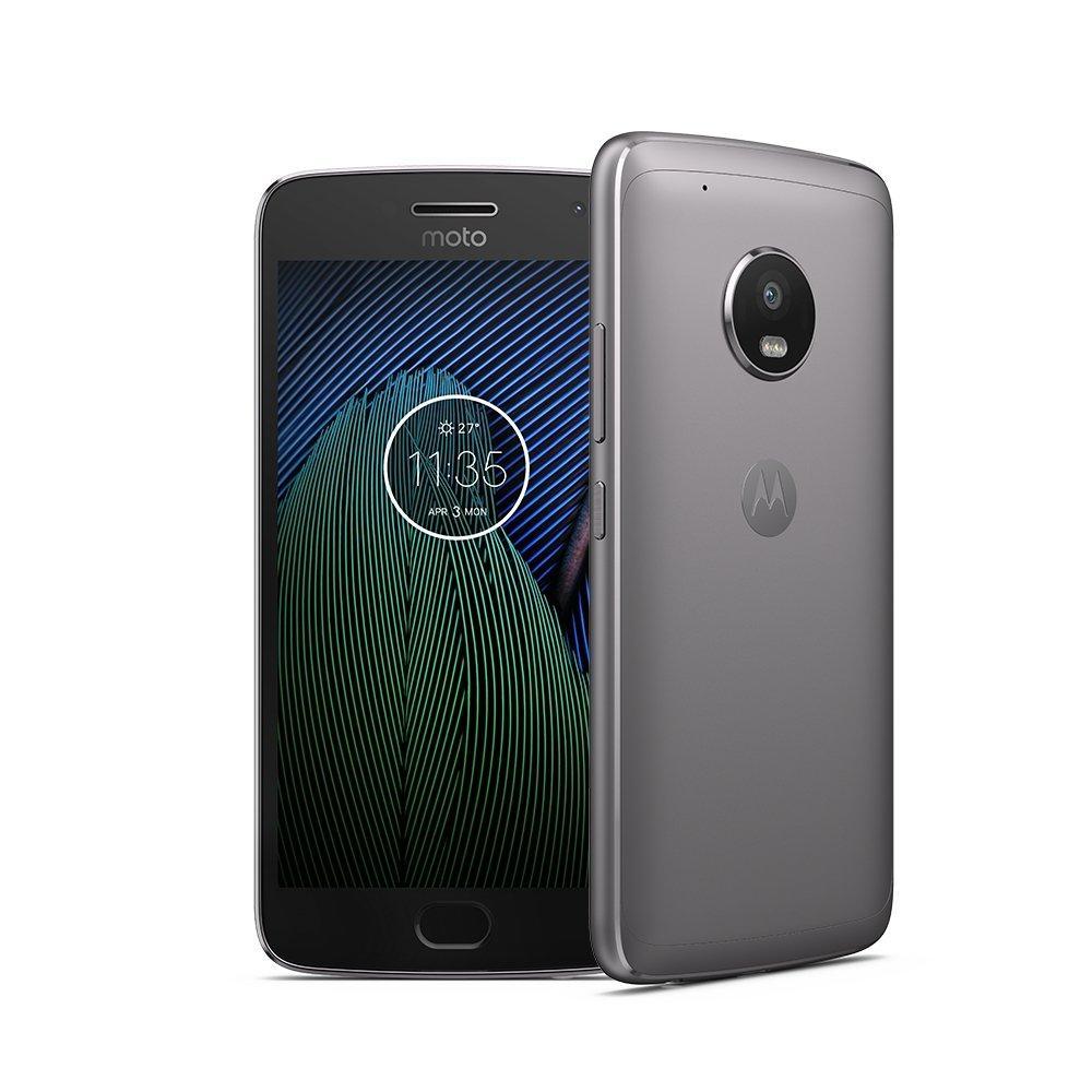 Motorola Moto G5S DUAL  SIM Lunar Grey 3/32GB Mobilais Telefons