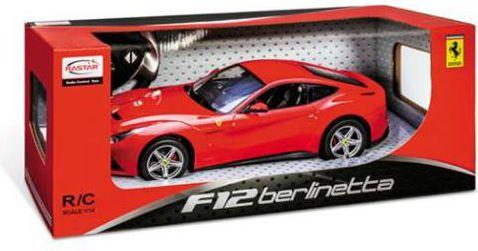 Ferrari F12 Berlinetta RC Radiovadāmā rotaļlieta