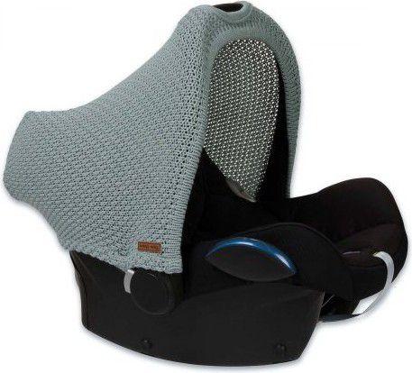 Babys Only Daszek wymienny na fotelik samochodowy 0+, kamienna zielen (BSO0165610) BSO0165610 Bērnu sēdeklīšu aksesuāri