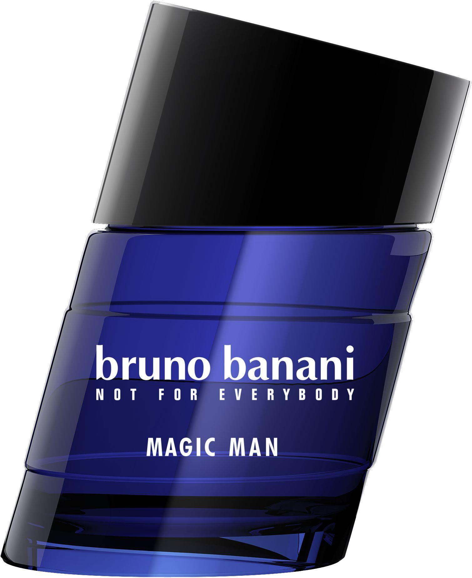 Bruno Banani  Magic Man EDT  30ml 82465599 Vīriešu Smaržas