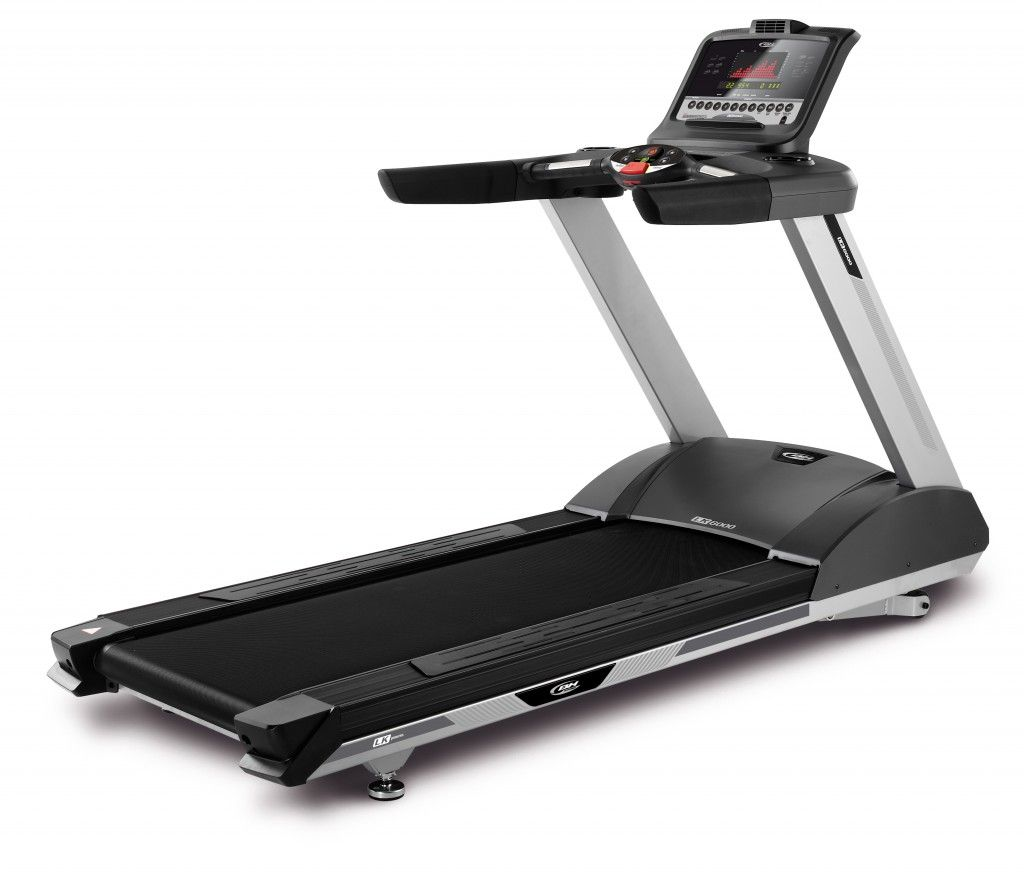BH Fitness Bieznia LK6000 G600 G600 Trenažieri