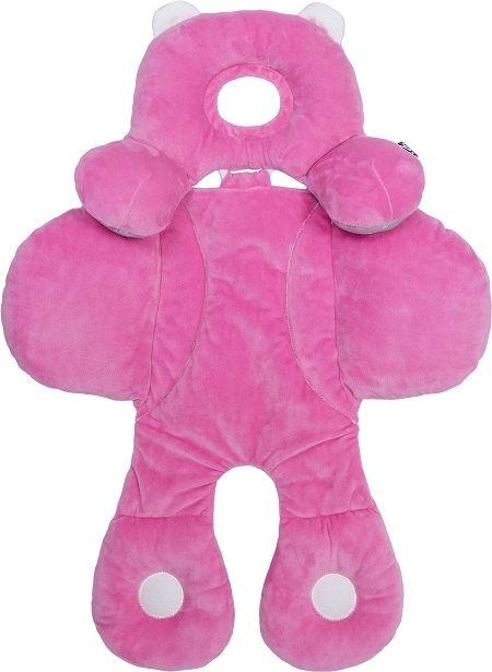 Benbat Benbat Wkladka Do Fotelika 0-12m Pink Grey 4697546 Bērnu sēdeklīšu aksesuāri