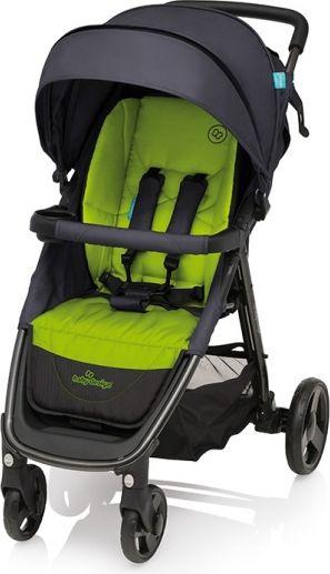 Wozek Baby Design Clever New 2018 04 zielony 4912163 bērnu ratiņi