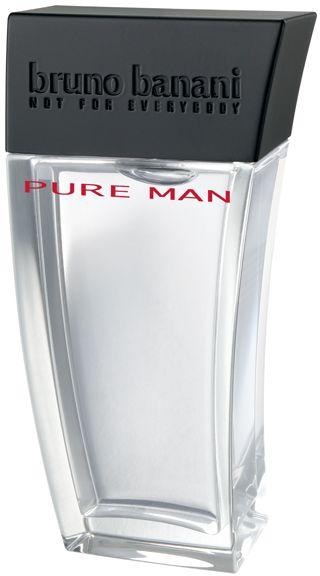 Bruno Banani Pure Man EDT 50ml 82471920 Vīriešu Smaržas