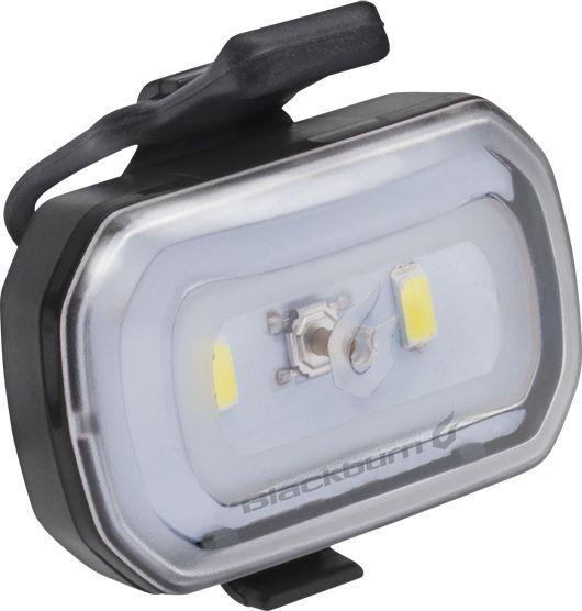 BLACKBURN Lampka przednia BLACKBURN CLICK USB 60 lumenow czarna (BBN-7074411) BBN-7074411