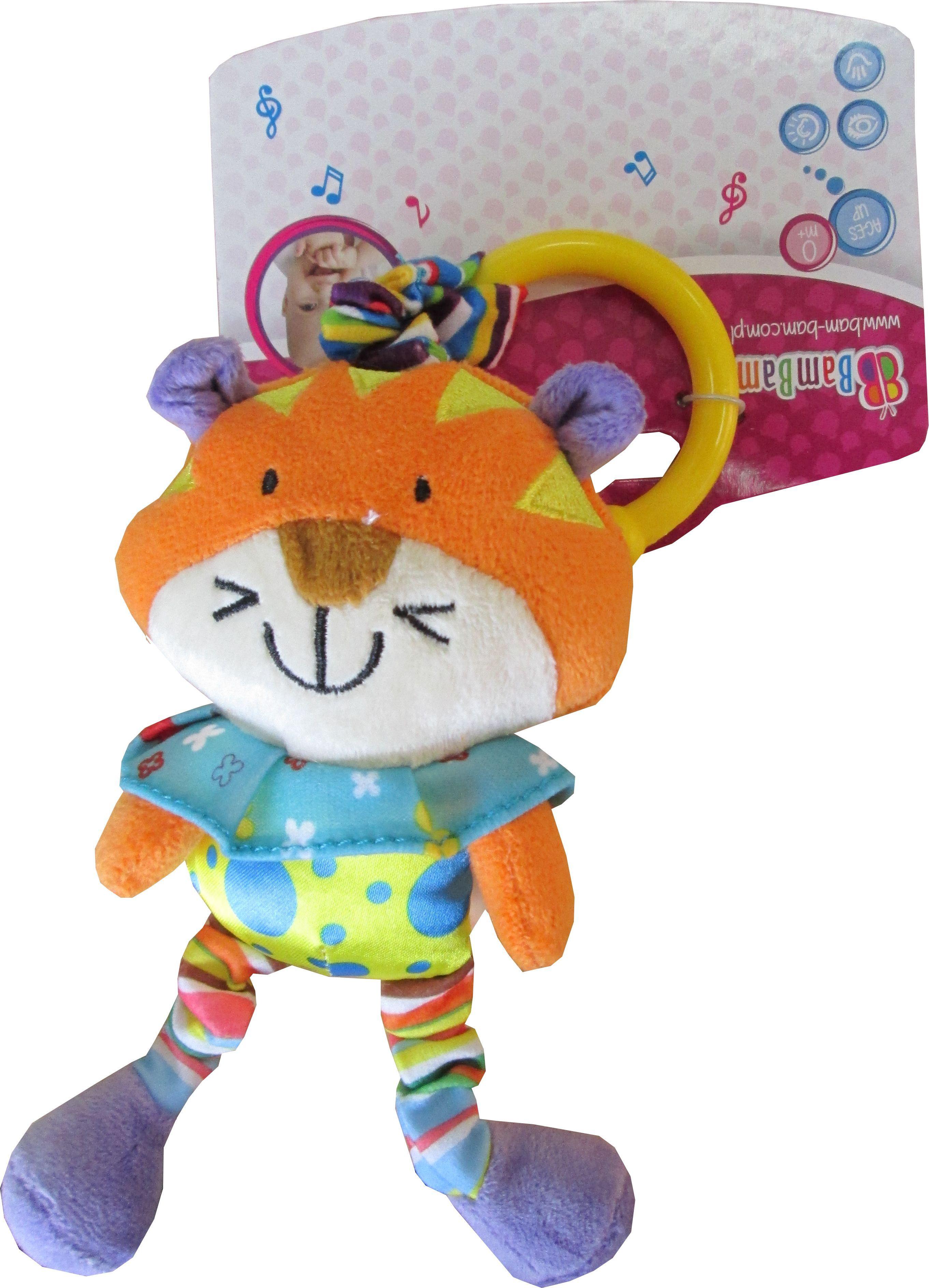 BamBam Wibrujacy Tygrys 377114 - WIKR-1036923 WIKR-1036923