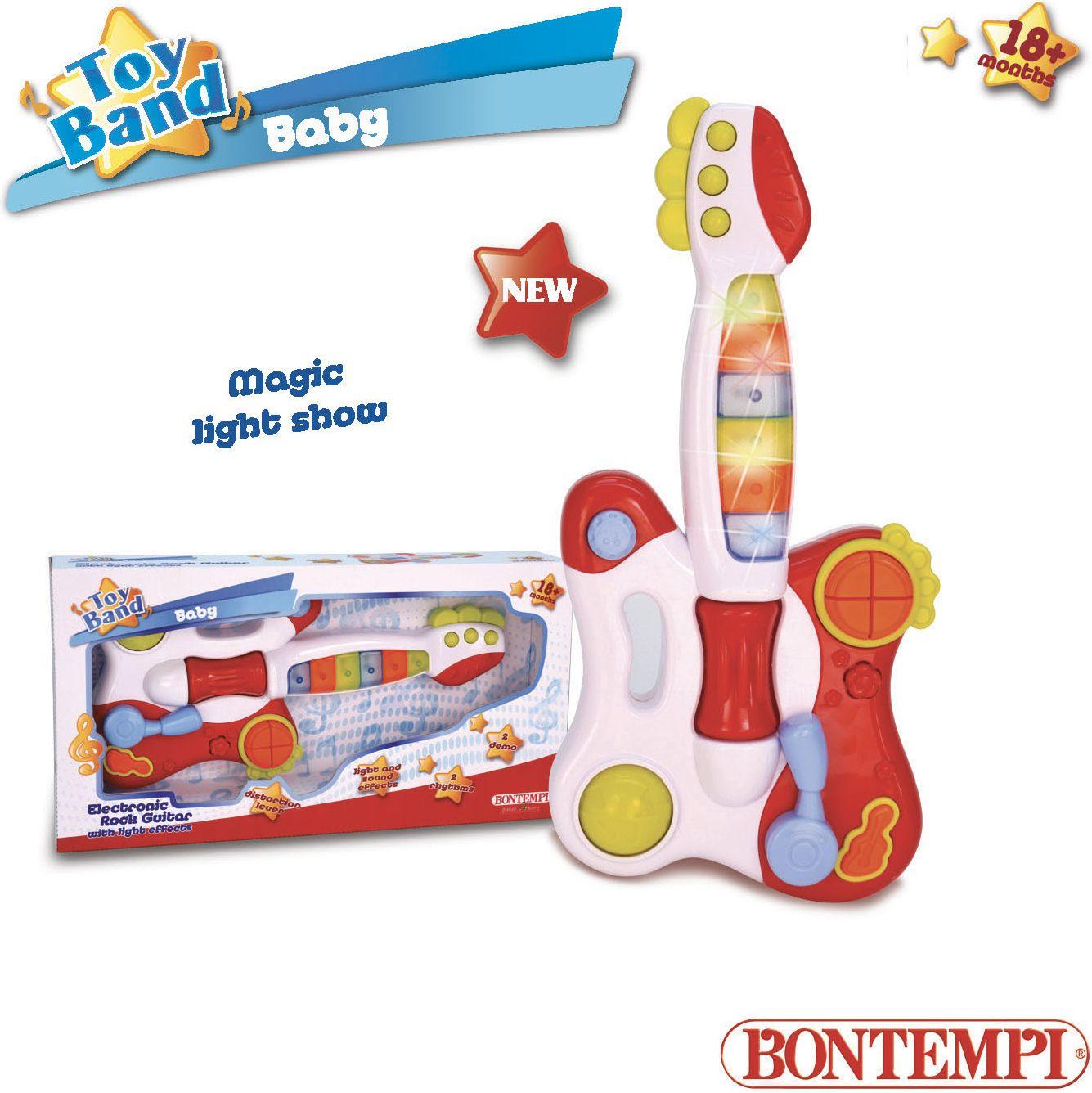Bontempi Bontempi Baby - Gitara elektryczna DANT2403