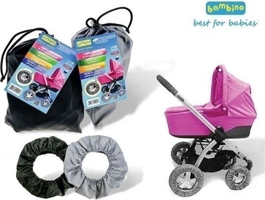 Bambino Ochraniacz na kola (000320) 000320 bērnu ratiņi