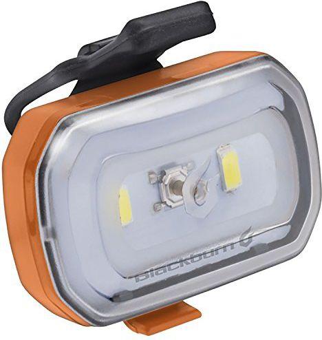 BLACKBURN Lampka przednia CLICK USB 60 lumenow pomaranczowa (BBN-7074698) BBN-7074698