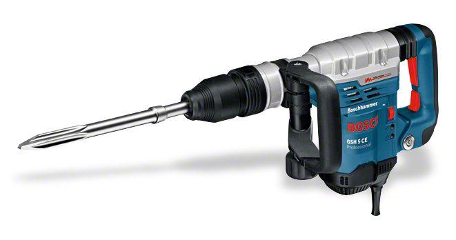 Bosch Mlot udarowy SDS-max 1150W 8,3J GSH 5 CE Professional 0611321000 B 611321000