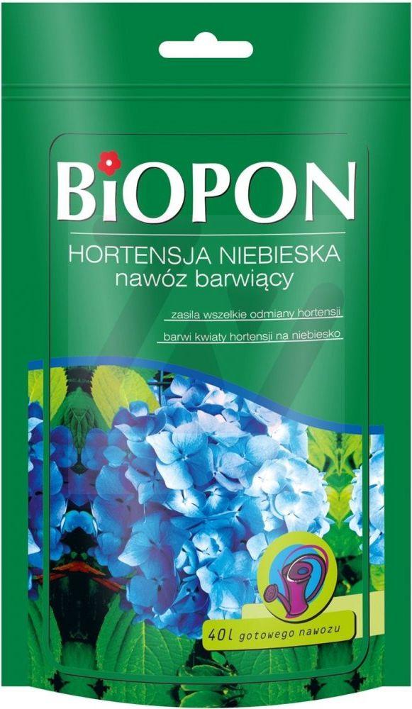 BIOPON Biopon nawoz barwiacy do hortensji niebieskiej (B1170) B1170