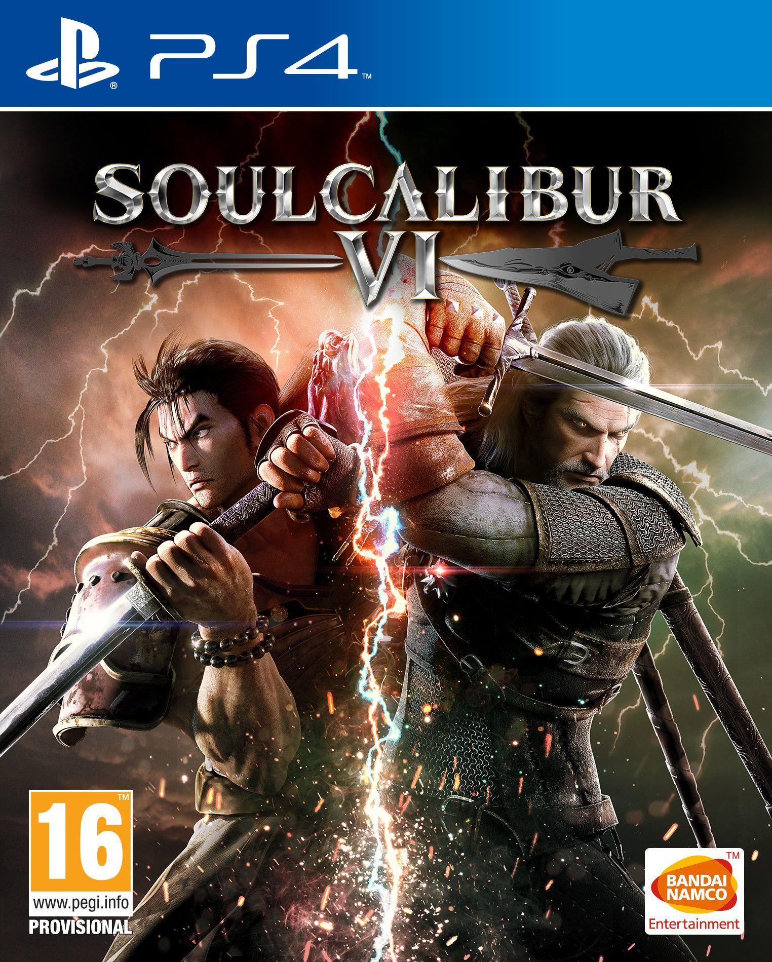 Soul Calibur 6 3391891998840