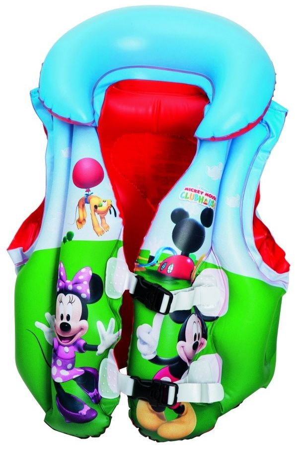 Bestway Vest for swimming lessons Minnie&Miki