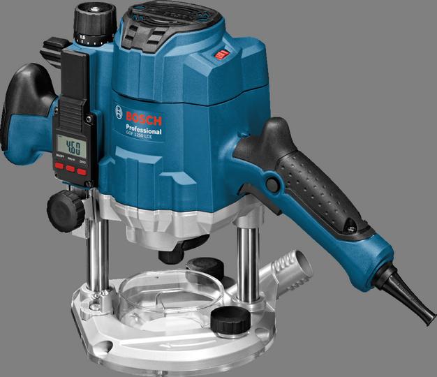 Bosch Frezarka gornowrzecionowa GOF 1250 LCE Professional (601626101) 0601626101 frēzes