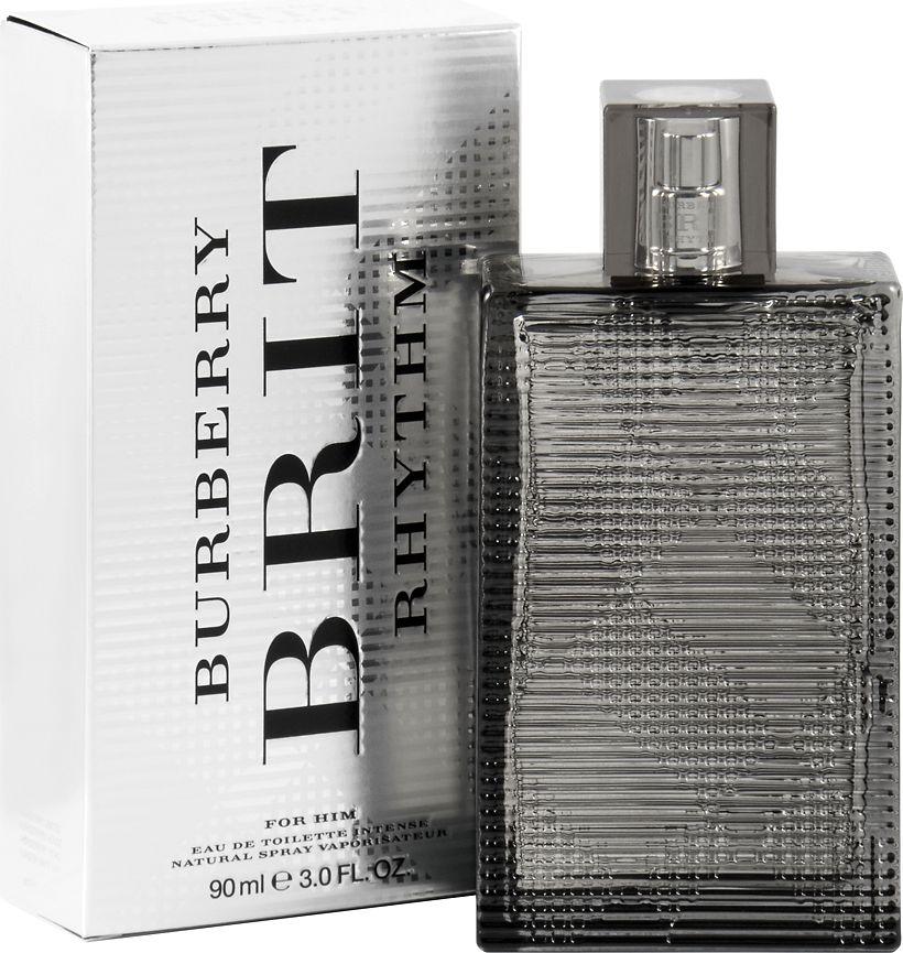 Burberry Brit Rythm Intense EDT 90ml 5045453986186 Vīriešu Smaržas